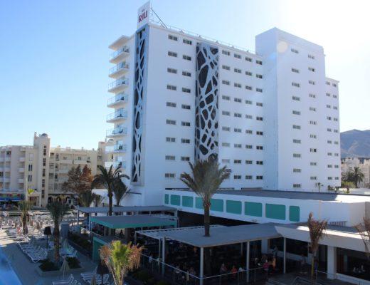 The Hotel in Malaga RIU Costa del sol